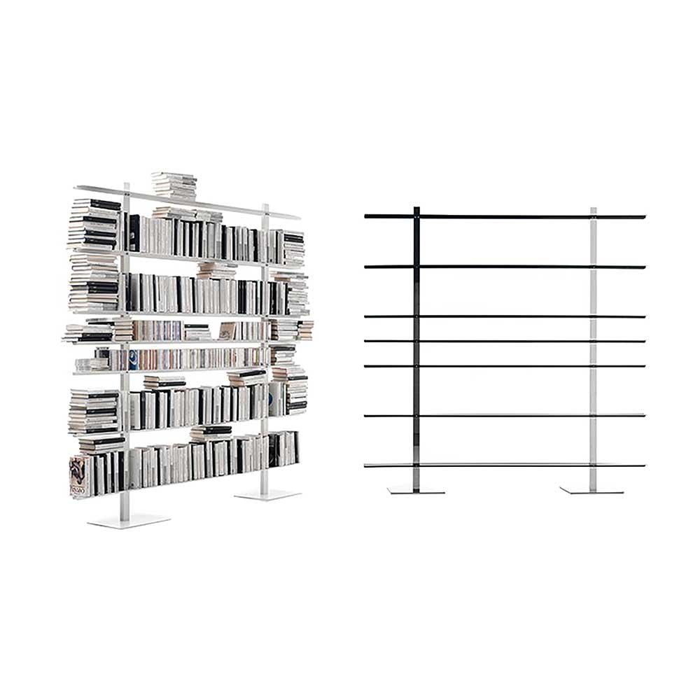 B-Blioteck bookshelf designed by Bruno Rainaldi
