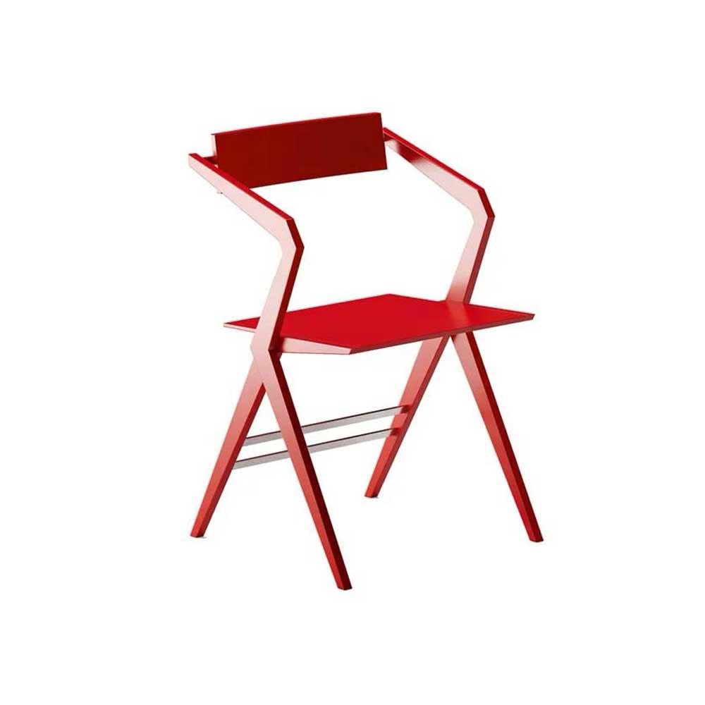 Fleche icon chair by Elisa Nobile, Enrico Davide Bona BBB