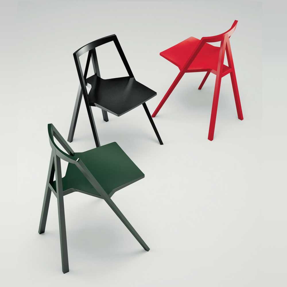 Kadrega sedia di Huub Hubbens