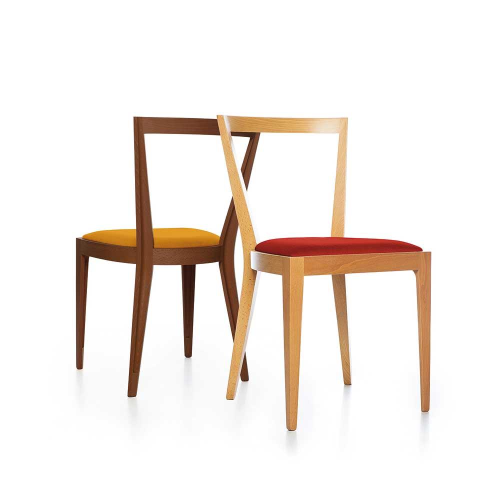 Ponti 940 sedia di Gio Ponti progettata nel 1940