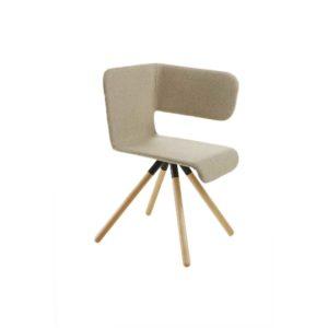 Twiss icon chair designed by Carlo Manara